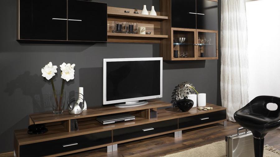 Мебель в гостиную под телевизор