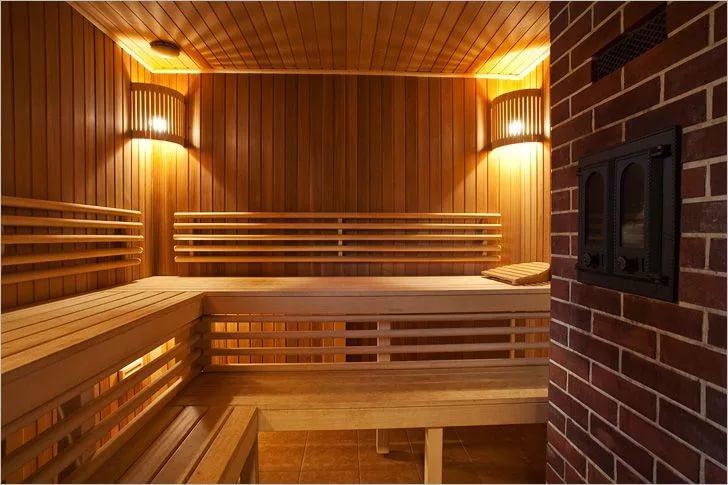 Дизайн и интерьер бани своими руками: фото рекомендации