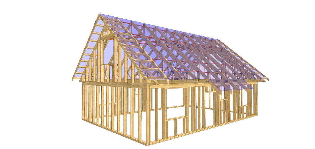 Как само дёшево построить дом своими руками