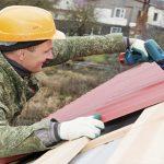 13 Как самому покрыть крышу металлочерепицей