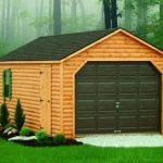 109 Экономичный гараж