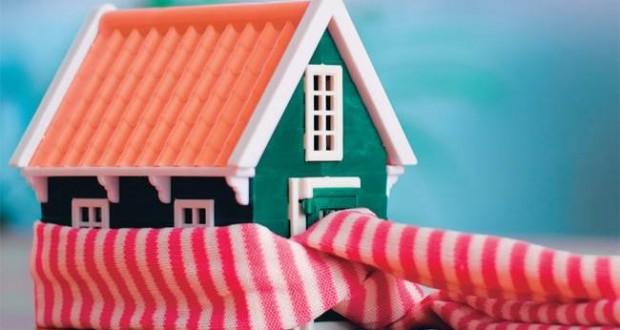 Наружное утепление домов и квартир