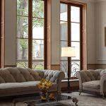 139 Клееновый брус в окнах