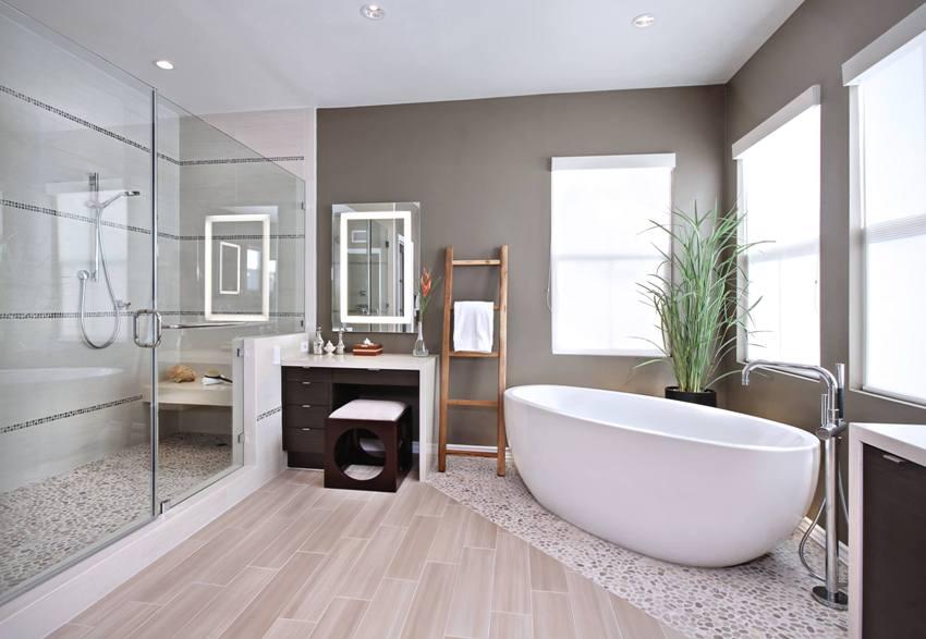 236 Отделочные материалы для ванной и туалета как выбрать?