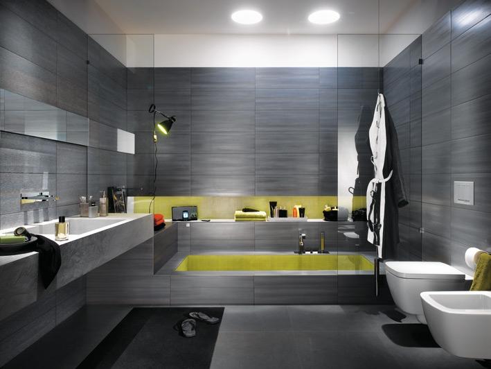 246 Освещение в маленькой ванной комнате своими руками