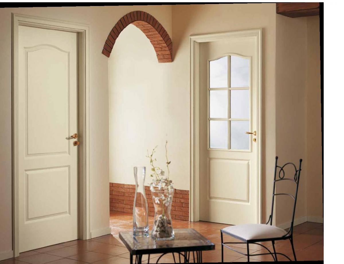 385 Мазонитовые двери