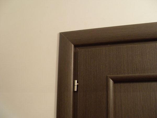 391 Установка наличника на межкомнатную дверь