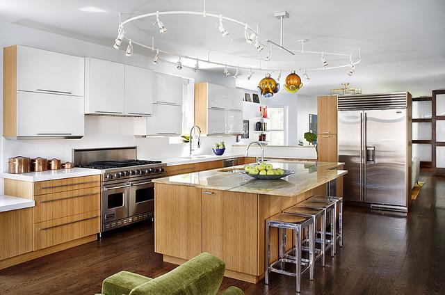 501 Рабочее освещение кухни
