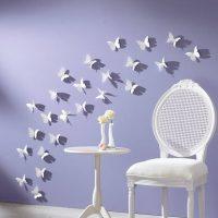 574 Бабочки для декора своими руками