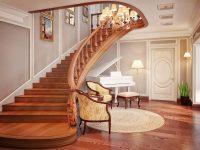 586 Дизайн лестниц в частном доме