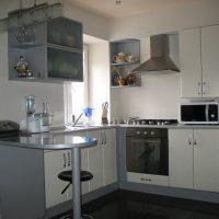 606 Мебель для кухни в хрущевке