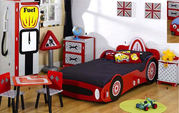 611 Мебель в детскую для мальчика