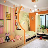 623 Детская мебель для двоих детей