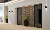 649 Двери входные металлические с шумоизоляцией