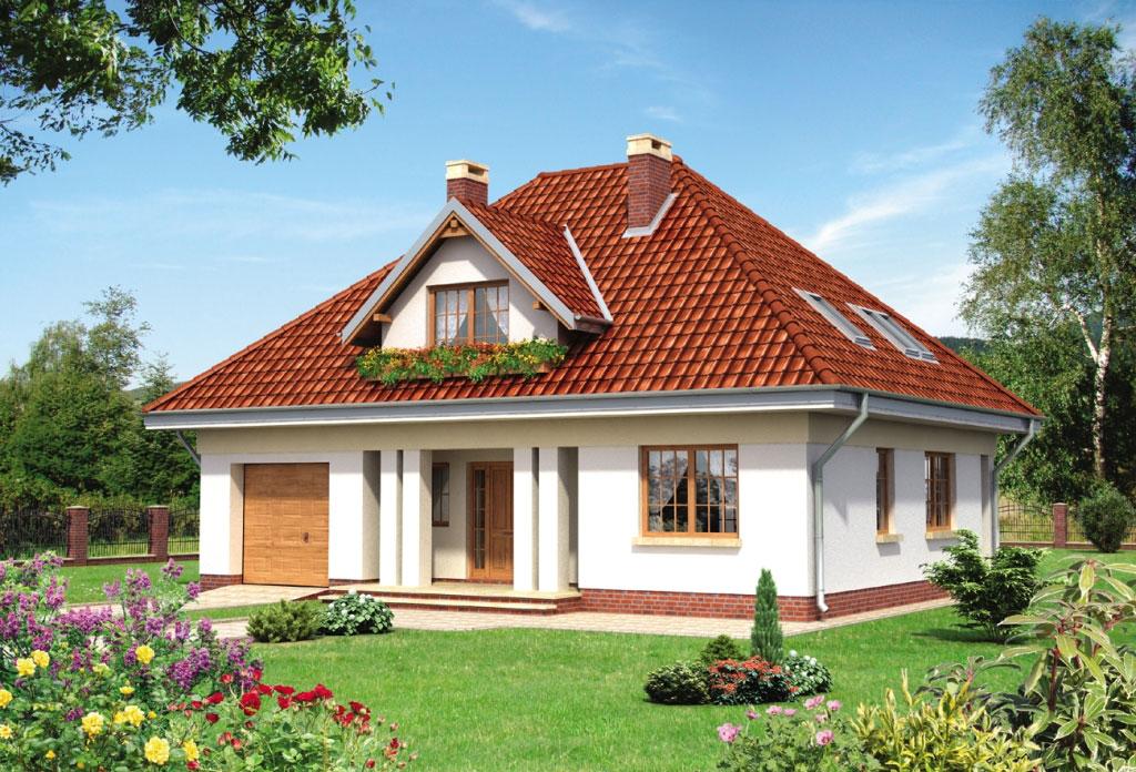 Строительство четырехскатной крыши своими руками