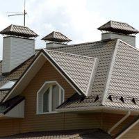 673 Монтаж крыши из металлочерепицы своими руками