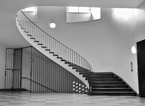 Бетонные лестницы в частных домах