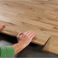 736 Как класть ламинат на бетонный пол