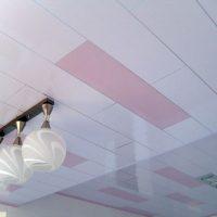 834 Сайдинг для потолка: виды и монтаж