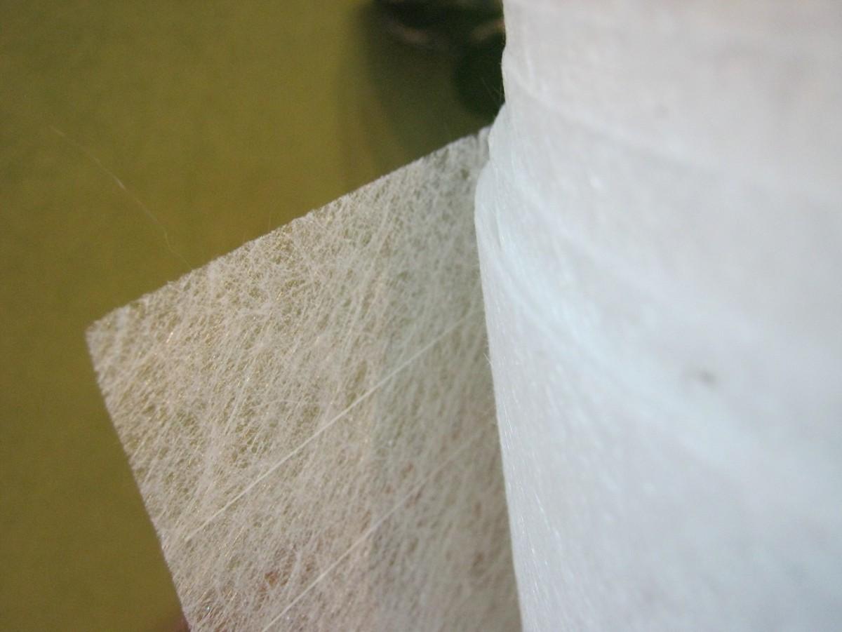 Как правильно клеить Паутинку на потолок
