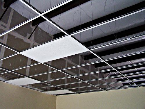 Монтаж навесных потолков своими руками