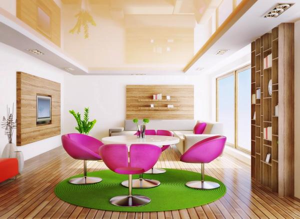 Натяжные потолки какую температуру выдерживают и какой материал лучше