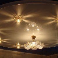 1053 Натяжной потолок на лоджии или балконе