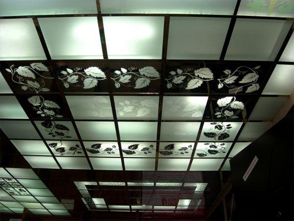 1212 Потолки Армстронг — практичное и популярное решение
