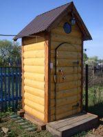 1264 Туалет на даче своими руками — технология постройки