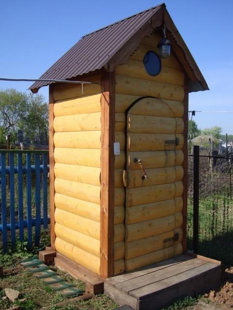 Туалет на даче своими руками — технология постройки