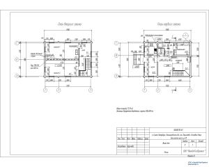 Проект и строительство гостевого дома с баней своими руками