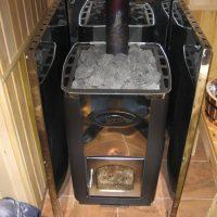 1485 Самодельная металлическая печь для бани — инструкция по созданию