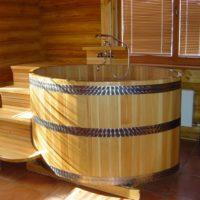 1527 Купель для бани своими руками — поэтапная технология создания купели