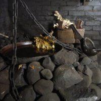 1552 Баня по черному своими руками — описываем весь технологический процесс