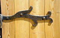 1678 Учимся приваривать петли на ворота — пошаговая инструкция