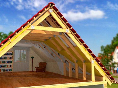 Как правильно крепить профнастил на крышу — пошаговая инструкция