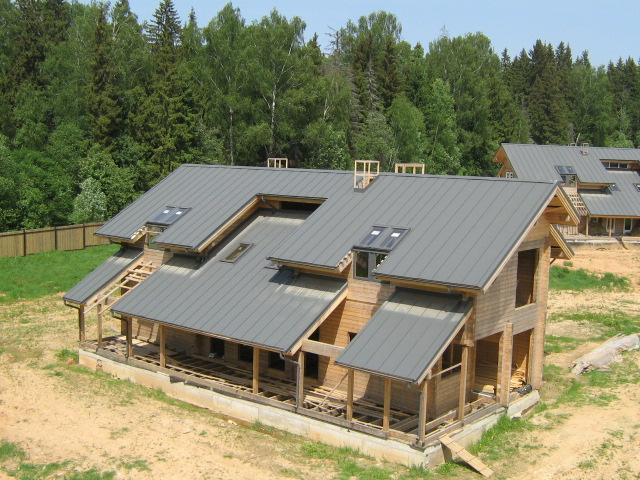 Четырехскатная крыша своими руками: инструкция и пошаговая технология