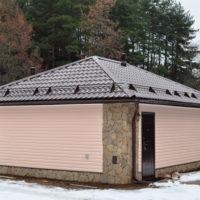 2283 Вальмовая крыша своими руками — инструкция и технология постройки