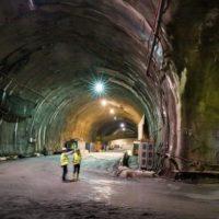 2433 Анкеры fischer станут опорой самой длинной в мире непрерывной подземной железной дороги