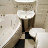 2353 Опубликована статья Увеличиваем пространство в ванной комнате