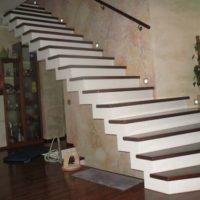 5655 Лестница из бетона своими руками, инструкция и технология изготовления