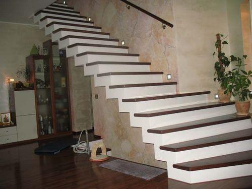 Лестница из бетона своими руками, инструкция и технология изготовления
