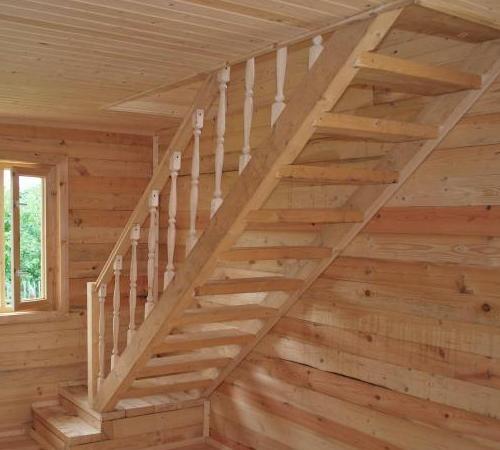 Лестница на мансарду своими руками — инструкция, этапы создания