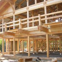 7331 Как построить брусовой дом от начала до конца: дом своими руками