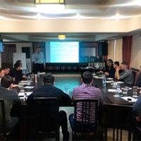 4534 ЭксПроф провел семинар для партнера в Казахстане