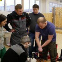 6281 Компания fischer организовала для партнёров серию семинаров по строительному крепежу
