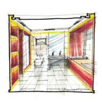 4352 Мрамор, дерево и каменная вата: три экологичных материала для обновленной ванной комнаты