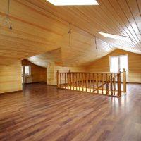 10658 Как поднять потолок в деревянном доме