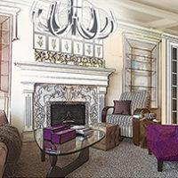 11858 Никто не потревожит сон бабушки в соседней комнате: как создать комфортную для всей семьи гостиную