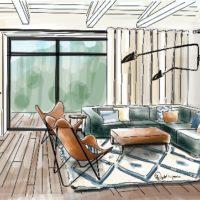 10483 Новый проект «Дачного ответа» и ROCKWOOL: кирпичный экспрессионизм и особая атмосфера покоя в загородном доме